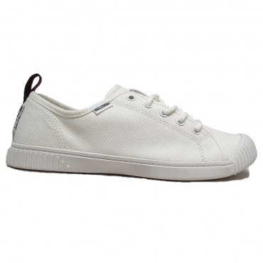 PALLADIUM EASY LACE CVS STAR WHITE