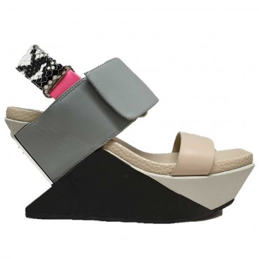 UNITED NUDE DELTA WEDGE SANDAL FUTURE