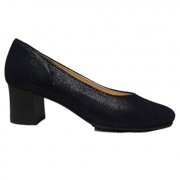 BRUNATE Escarpin 50633 Bleu