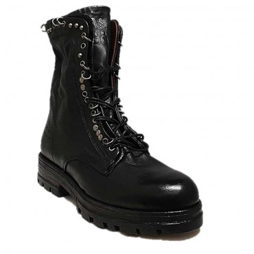 AS98 Boots 549206 NERO