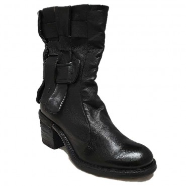 AS98 Boots A24207 NERO