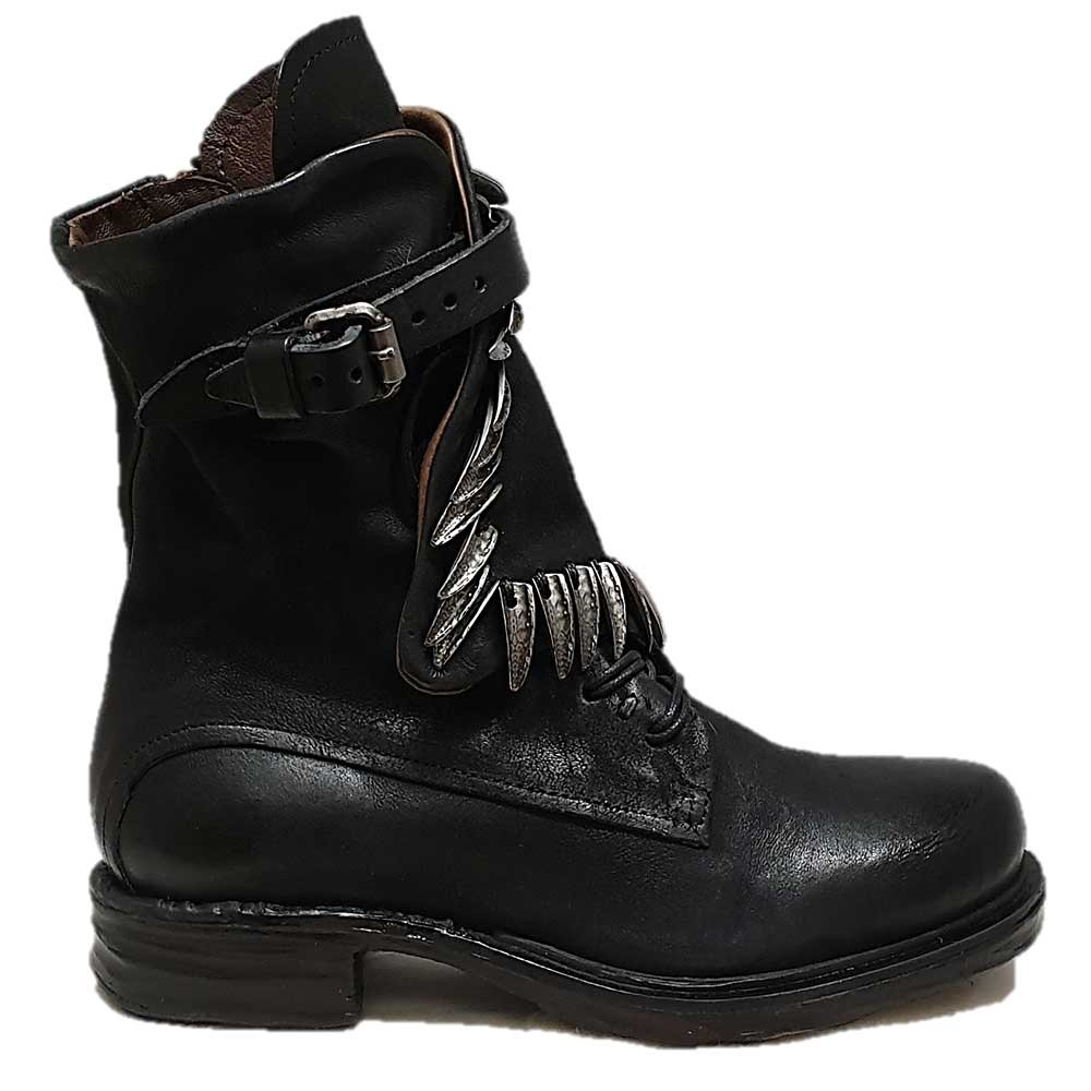 AS98 Boots 259287 NERO