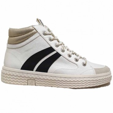 PALLADIUM MANUFACTURE TEMPO 03 T.WHITE/BLACK