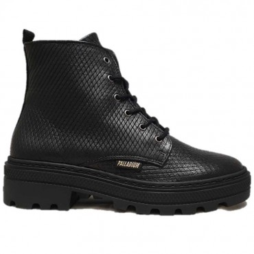 PALLADIUM CULT HI BLACK/BLACK