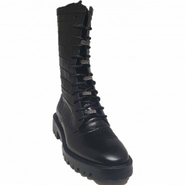 ALPE Boots 4080 NEGRO