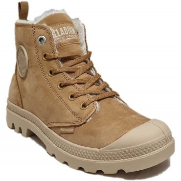 PALLADIUM PAMPA HI DEAR BROWN