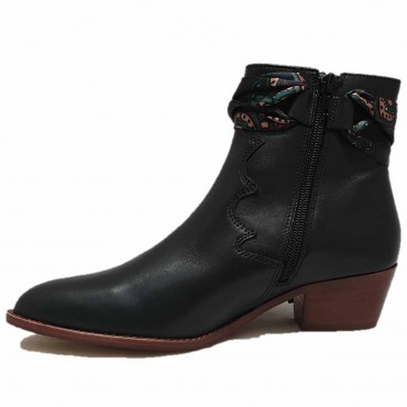 SCHMOOVE Bottine SELECT S.NOIR