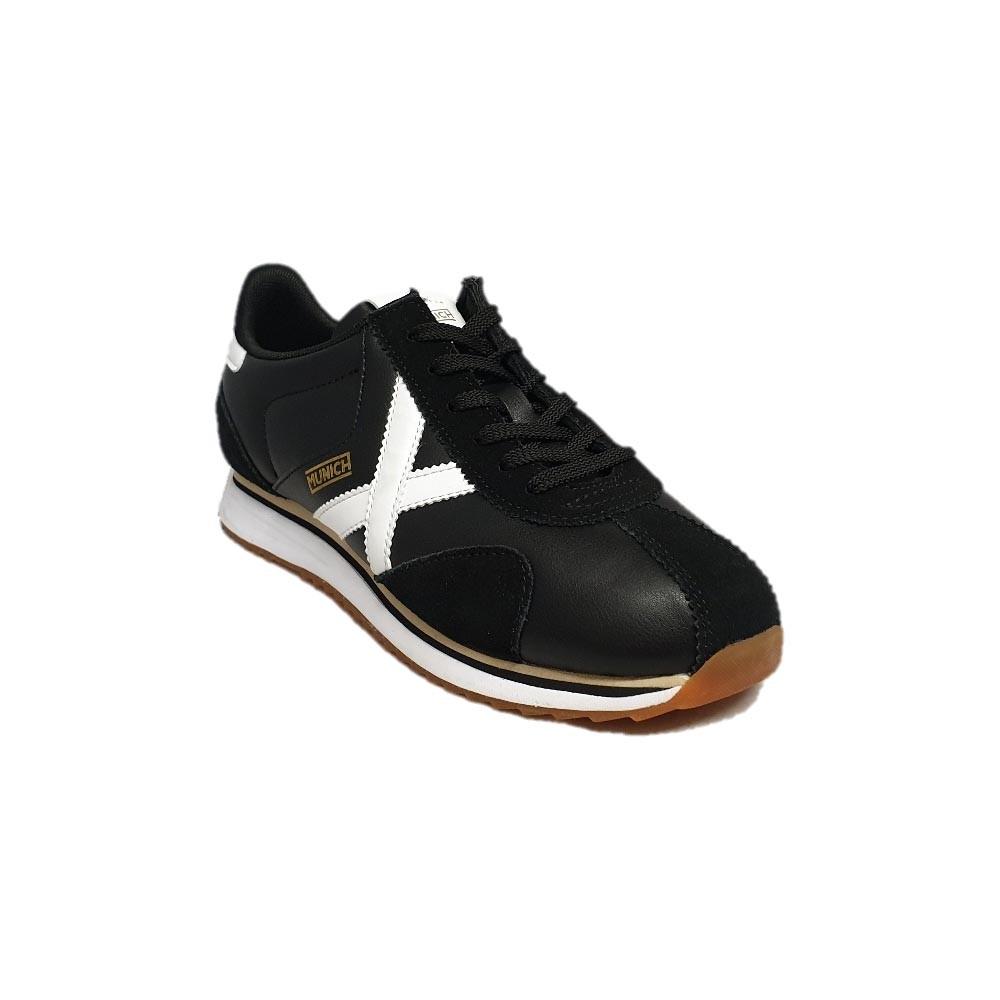 MUNICH Basket SAPPORO 94 (8350094) noir