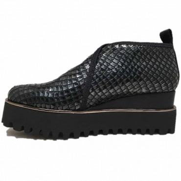 UNITED NUDE FOLD CASUAL II GUN METAL