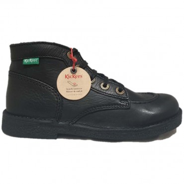 KICKERS Bottillon LEGENDIKNEW NOIR