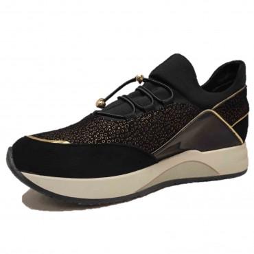 MLV Basket ALICE37 BLACK
