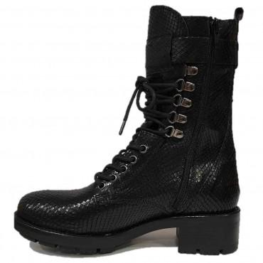 PAOYAMA Boots PATRIZIA NERO