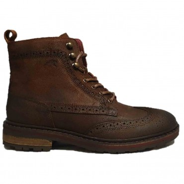 FLUCHOS Boots F0995 TABACO
