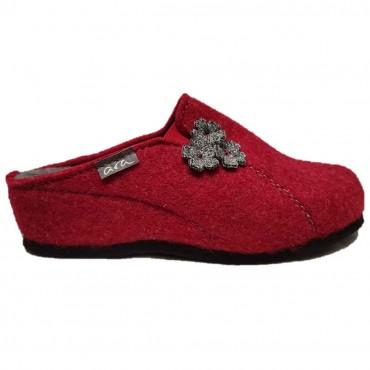 ARA Pantoufles 29970-08 rouge