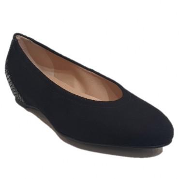 UNISA Ballerine CONESA BLACK