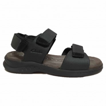 CLARKS HAPSFORD CREEK BLACK GASCRODEZ