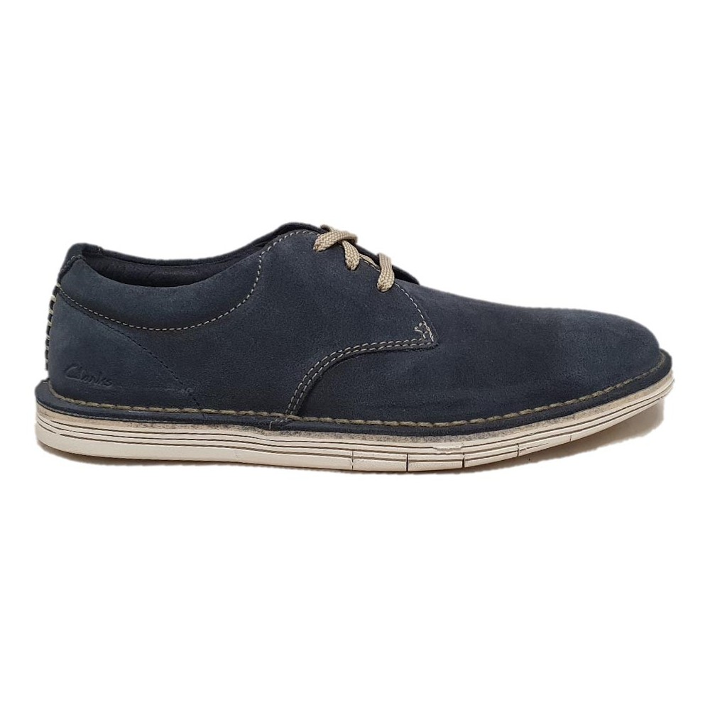 CLARKS FORGE VIBE NAVY GASCRODEZ